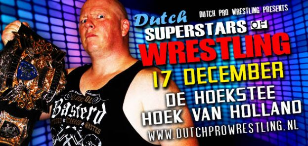 DUTCH SUPERSTARS OF WRESTLING - 17 December 2016