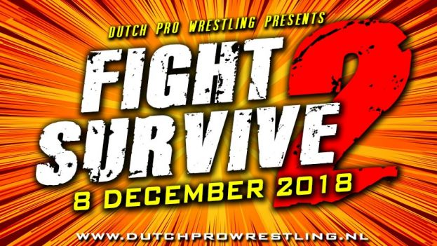 DPW FIGHT 2 SURVIVE 2018 – 8 DECEMBER, DE HOEKSTEE: