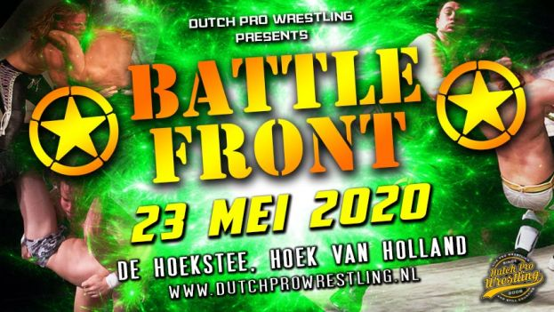 DUTCH PRO WRESTLING presents... BATTLEFRONT 2020