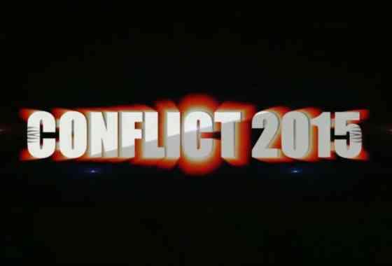 Conflict 2015 Promo