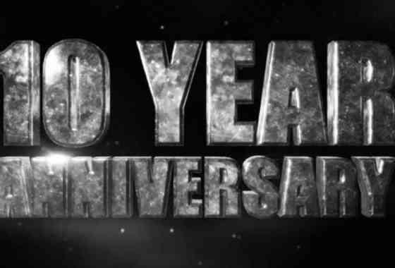DPW X - 10 Years